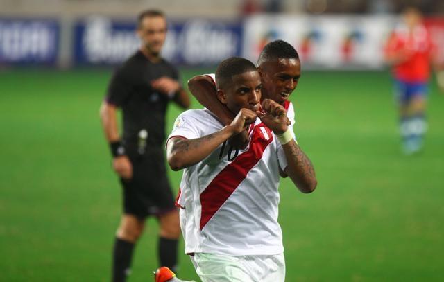 Nuevamente 'Jeffry' hace vibrar al Nacional con sus goles (Foto: La República).