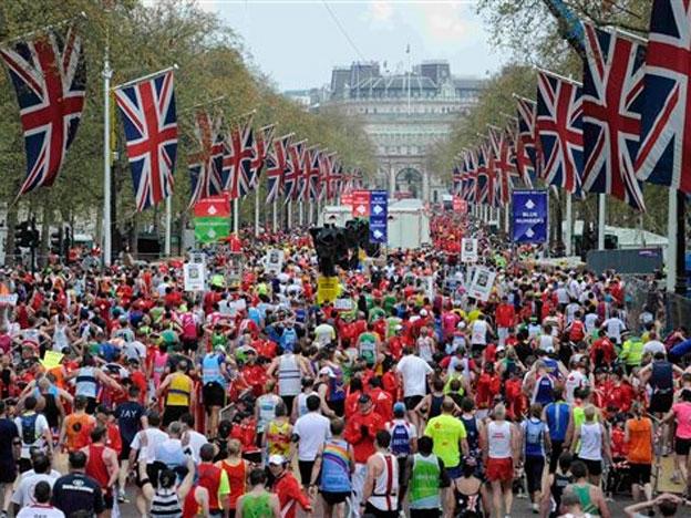 La maratón reforzará sus medidas de seguridad, en vista de lo ocurrido el pasado lunes (Foto: Diario Uno).