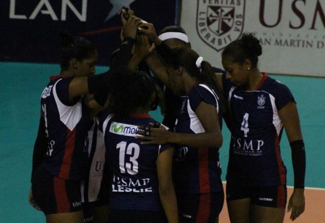 San Martín es uno de los favoritos para llevarse el título. (Foto: voleibol)