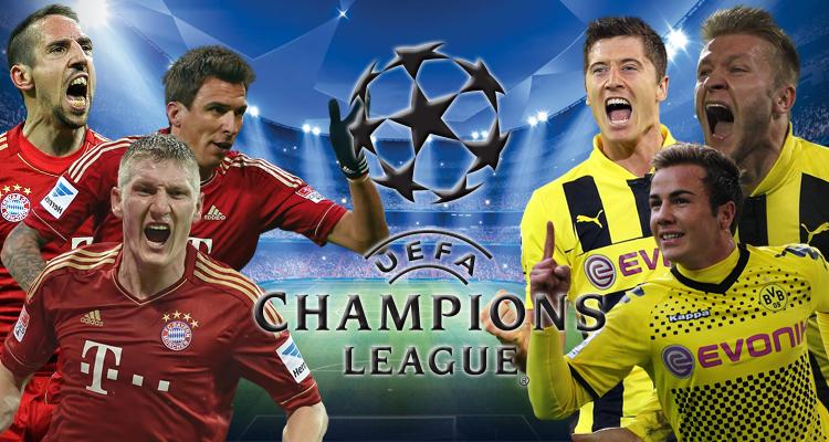Bayern Munich y Borussia Dortmund buscar llevarse la 'Orejona' (Foto: Internet).
