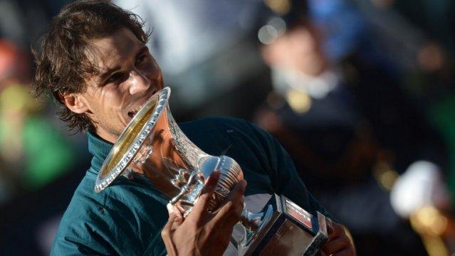 El español es el tenista más ganador en el ATP de Roma (Foto: aldia).