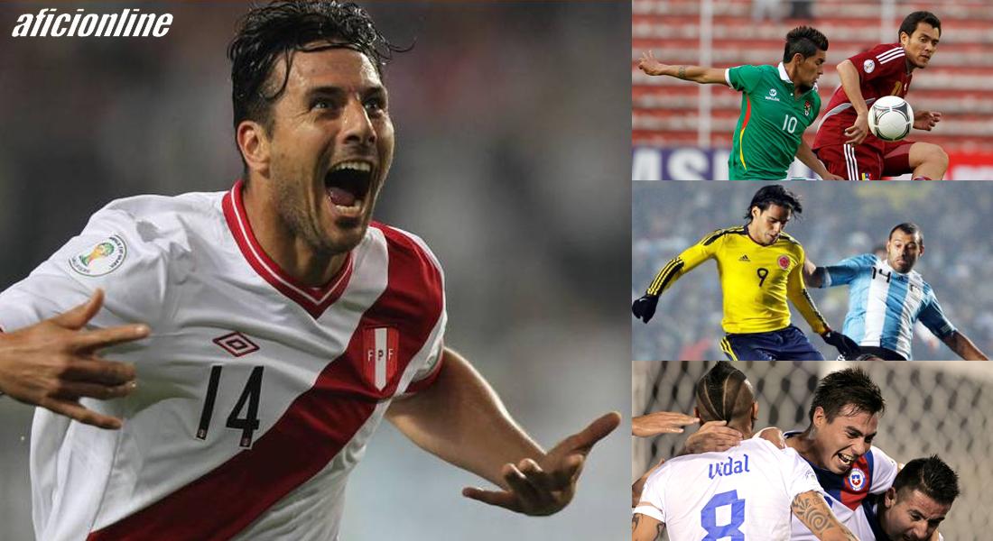 Perú se ubica sexto en la tabla con 14 puntos. (Imagen: Criss Lobo)