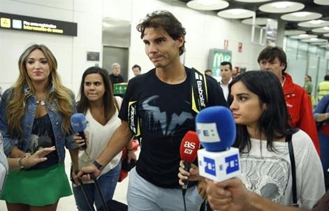 El español se mostró confiado de alcanzar el primer puesto del ranking. (Foto: eluniversal.com)