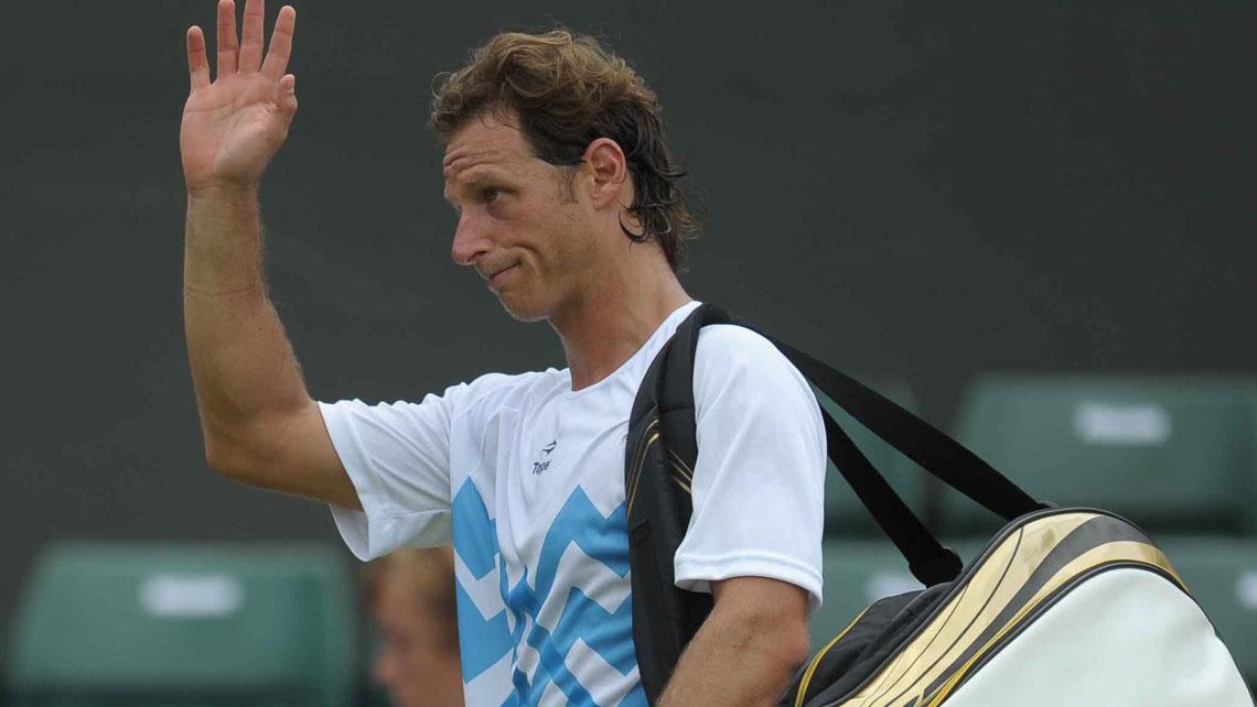 En el año 2002, fue finalista de Wimbledon, siendo derrotado por Lleyton Hewitt. (Foto: mundod.lavoz.com.ar)