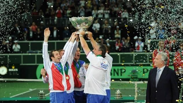 En la Copa Davis 2012 se vieron frente a frente por los cuartos de final, la serie quedó 4-1 a favor de los checos. (Foto: miramiapuesta.com)