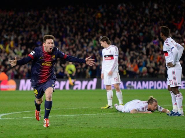 'La Pulga' lleva 14 goles y 4 asistencias en lo que va de esta temporada (Foto: Sports Mole).