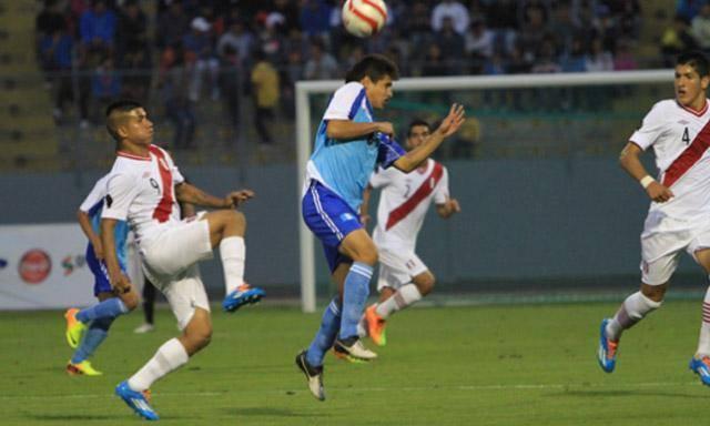 Perú sufre un traspié en su debut en los Juegos Bolivarianos (Foto: La República)
