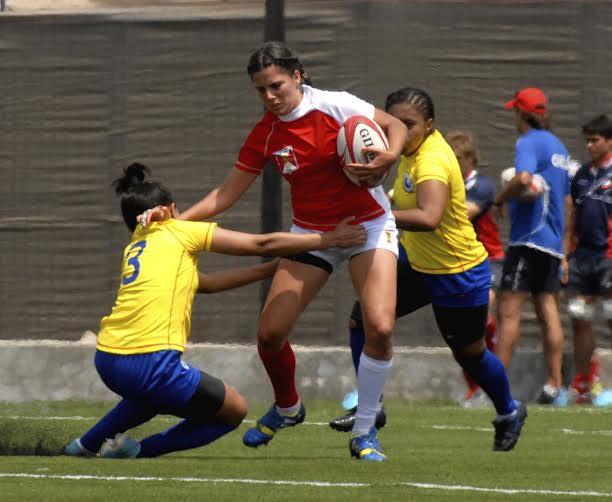 Las 'Waris' disputaron competitivos entrenamientos ante conjunto chileno (Fuente: IPD / Luis Ramirez/LatinContent/Getty Images).