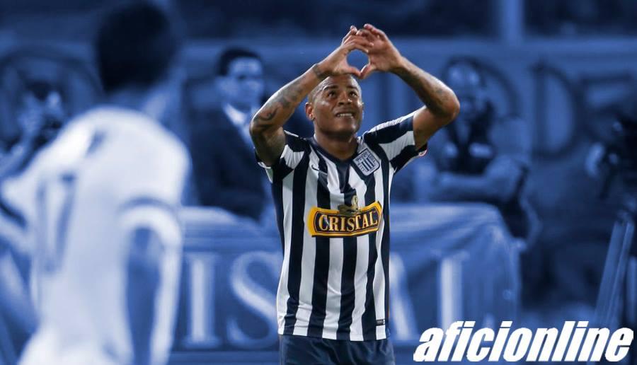 Wilmer Aguirre a los 66 minutos anotó el gol que le dio el triunfo al equipo de Sanguinetti. Foto: Hector Montoya/Aficionline.com