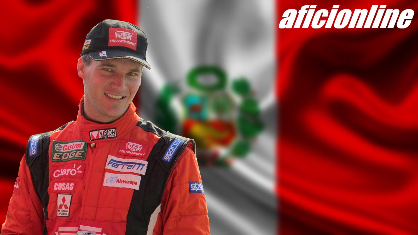 Automovilista peruano competirá en el Rally de Portugal el 6 de abril (Imagen: Marco León).
