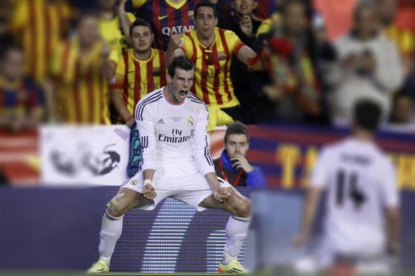 REAL MADRID - BARCELONA (2)