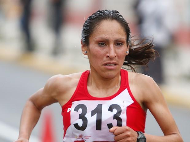 Nuestra compatriota fue la mejor atleta sudamericana de la competencia (Foto: cmd.pe).