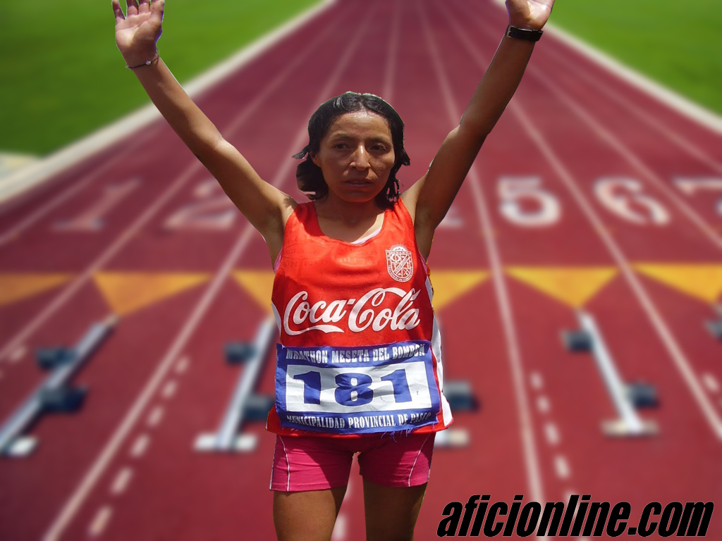 La corredora lleva 12 años en el atletismo (Imagen: Marco León / Aficionline.com).