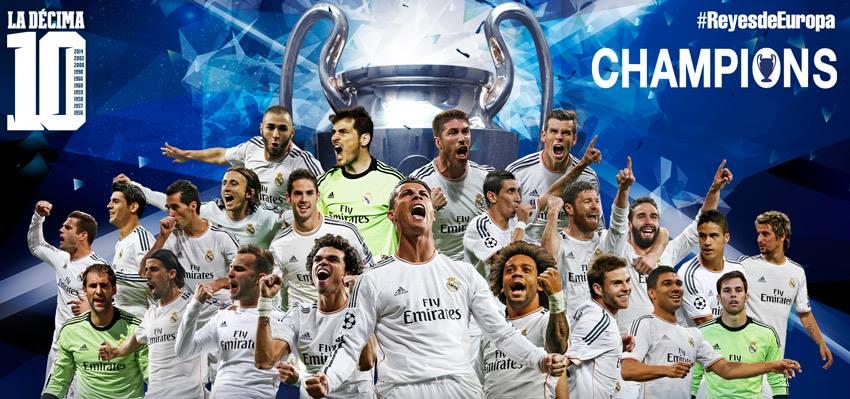 Real Madrid no ganaba la Champions League desde el 2002. (Imagen: Real Madrid C.F.).