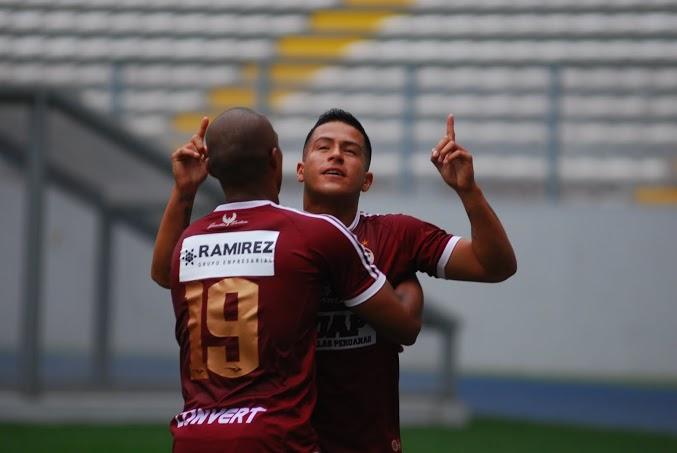 Valverde jugó 6 temporadas con la camiseta de Sporting Cristal y llegó este año como flamante refuerzo de UTC.