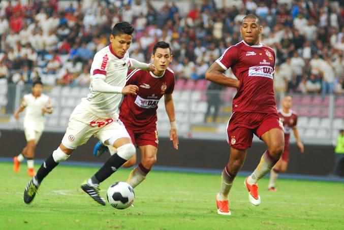 Raúl Ruidiaz ya lleva 51 goles como profesional desde su debut con Universitario en el 2009.