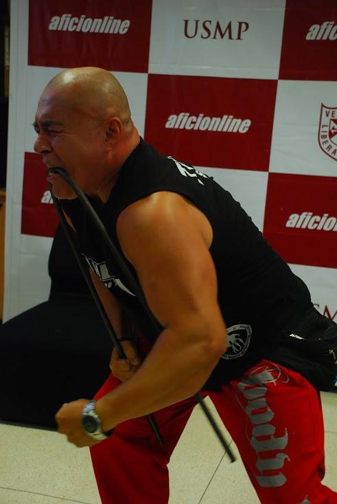 Selem creará el Centro de Alto Rendimiento para entrenar a deportistas (Foto: Claudia Tongo / Taller de Fotografía USMP / Aficionline.com).