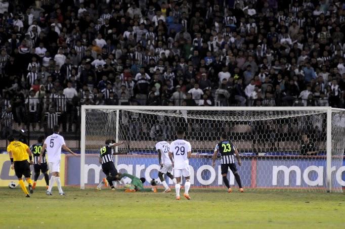 Es el primer gol de Koichi en el Torneo del Inca y el noveno del 'armenio' Guevgeozián.
