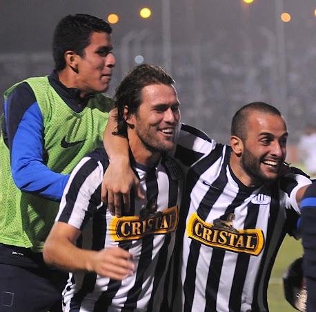 Primer gol de Montes desde que debutó en Alianza, se cobró su revancha personal.