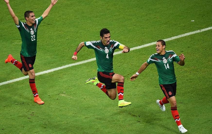 La selección mexicana se impuso ante Croacia y clasificó a octavos (Foto: FIFA.com).