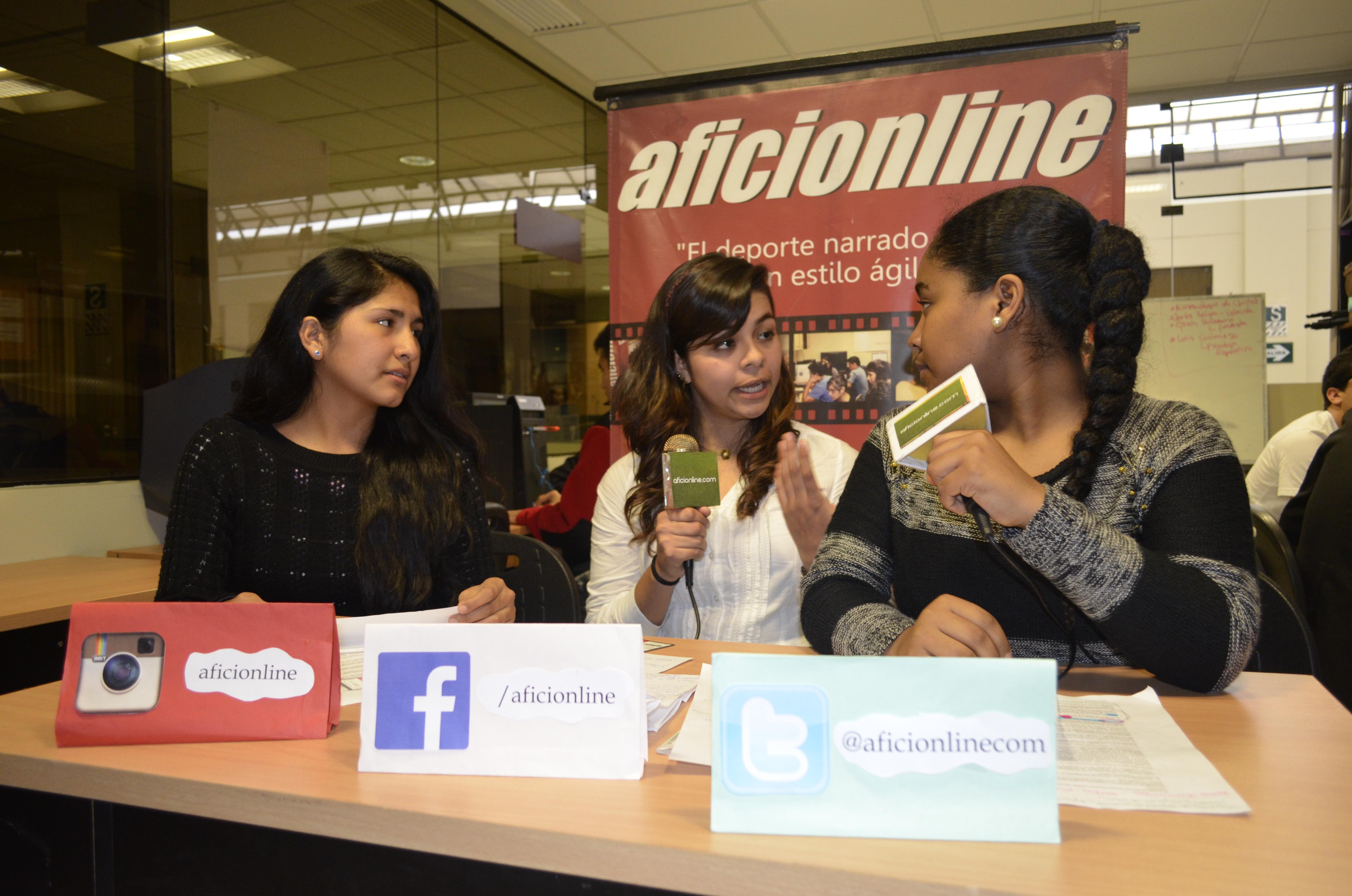 Lanzamos con éxito el primer programa de Área Chica 2014 - II (Foto: Victor Maguiña)