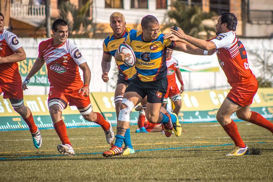 """""""Los Tumis"""" representan a Perú en la Confederacion Sudamericana de Rugby (Consur) y en la International Rugby Board (IRB) (Foto: Federación Peruana de Rugby)."""