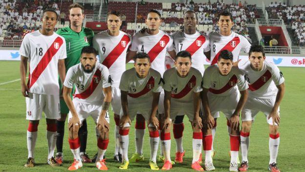Yo le aposte a Perú hoy.