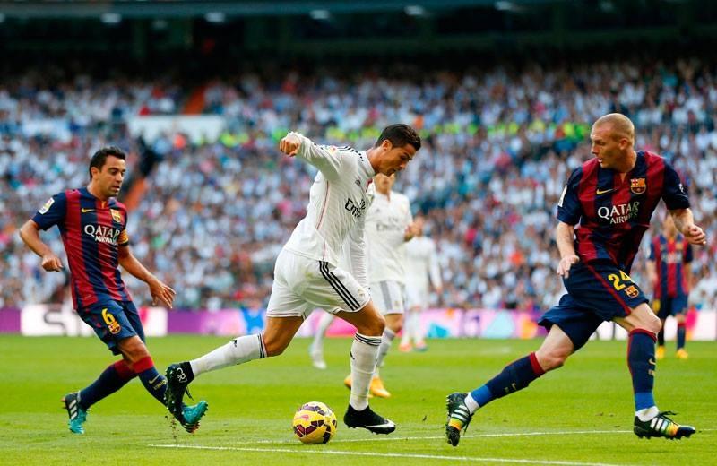 CR7 llega a los 16 goles en la liga española (Foto: Realmadrid.com).