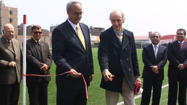 Manuel Burga continúa su legado en la FPF (Foto: Conmebol.com).
