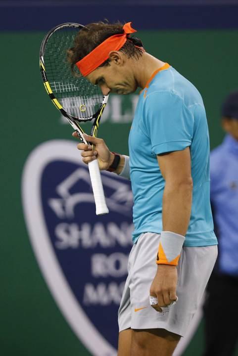 Tenista español postergará su operación quirúrgica por el Masters de Londres.