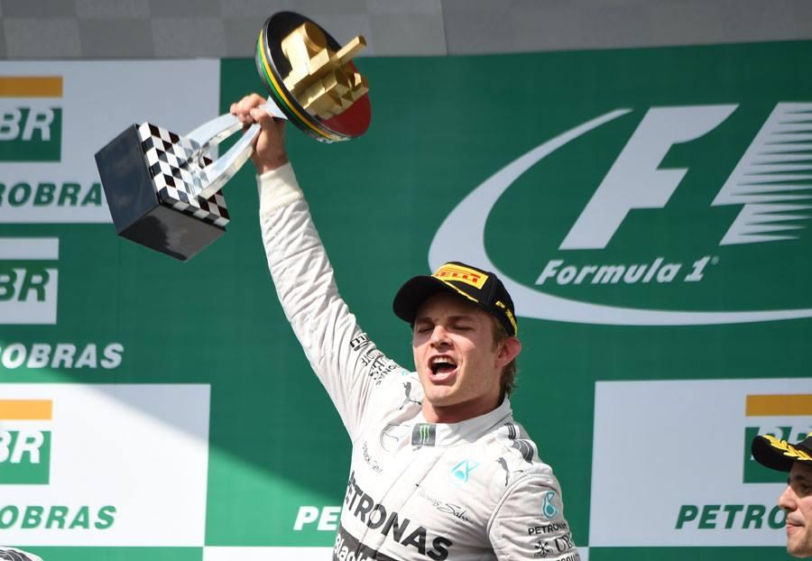Con esta victoria, Rosberg suma 317 puntos y aún tiene chances para conseguir el título (Foto: Fia.com).