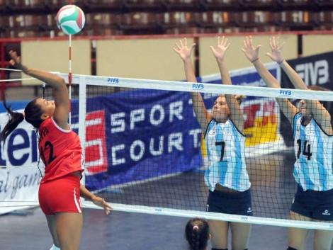 La selección de Perú comienza su preparación para el Mundial Sub 18 a jugarse en Lima en el mes de Agosto.