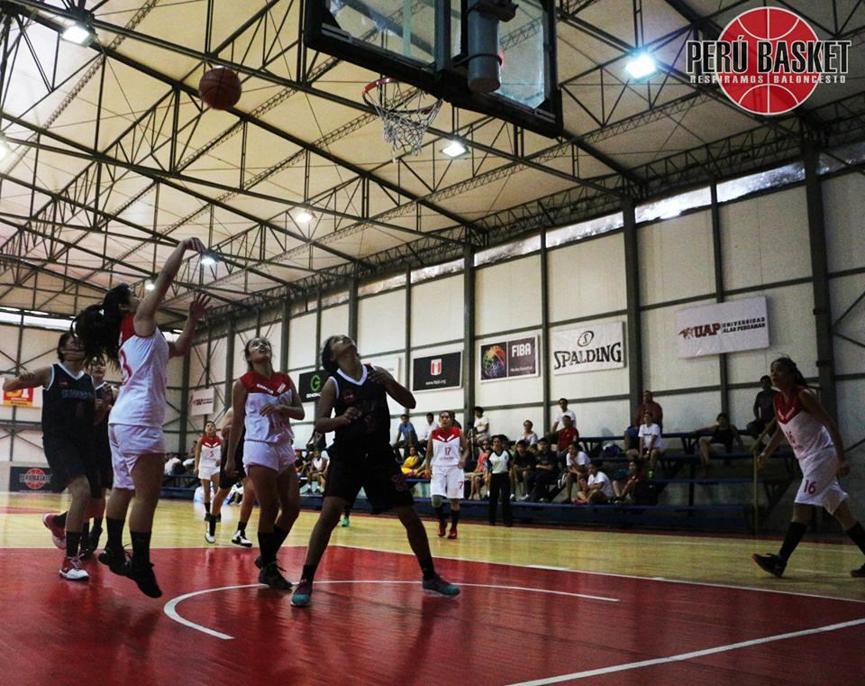 Regatas Lima es el favorito para llevarse el título este año (Foto: Facebook PeruBasket).
