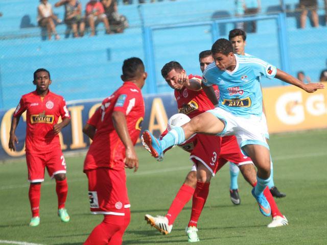 Los celesten enfrentarán este martes a Racing Club en el Nacional, mientras que Aurich visitará a River el jueves en Argentina por la Libertadores (Foto: Club Sporting Cristal).