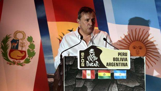 Como en el 2012 y 2013, Perú será el inicio del Dakar 2016 (Foto: Angie Panduro).