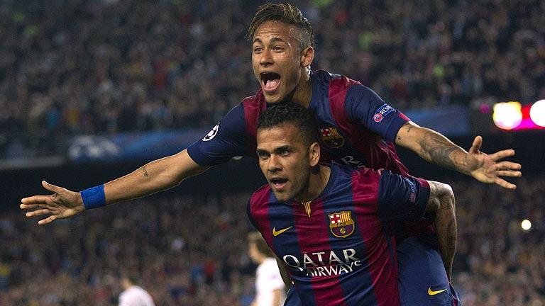 Barça fue el primer semifinalista de la Champions League (Foto: espnfc.com)