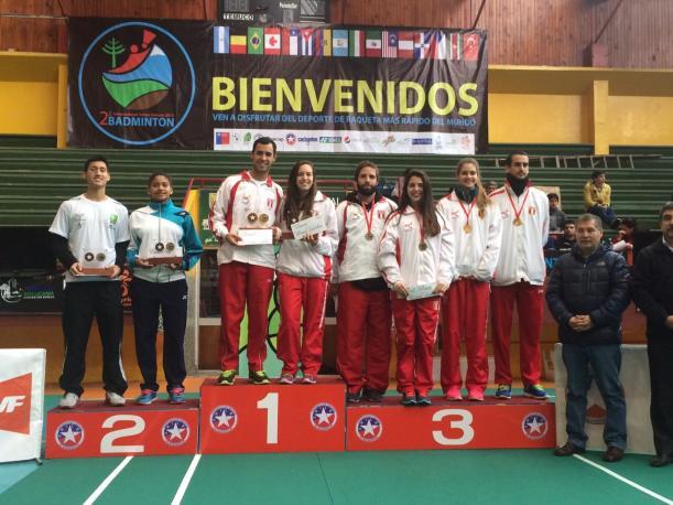 Perú es considerado referente en el bádminton internacional (Foto: Prensa IPD)
