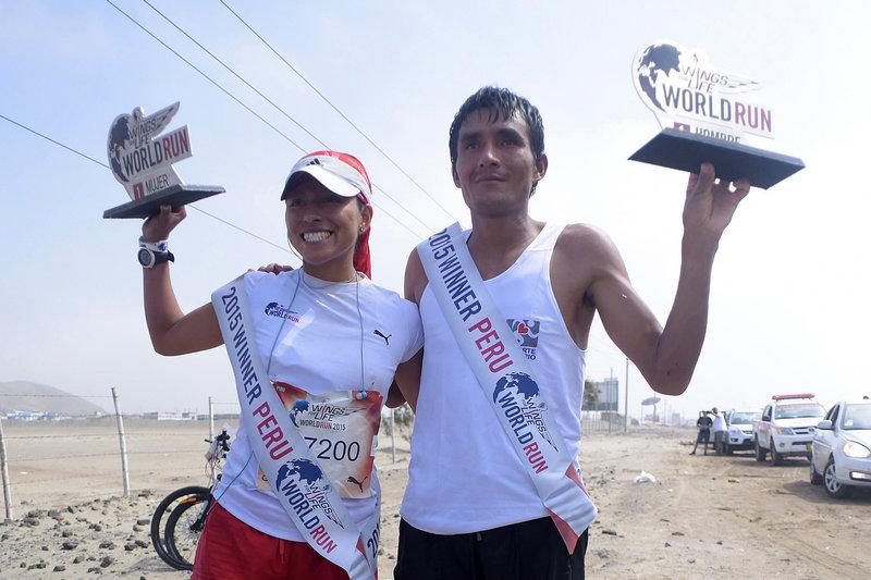 Los tiempos estuvieron sincronizados a nivel mundial, de ese modo, los atletas peruanos compitieron contra sus pares de otros países como Brasil, Austria, Estados Unidos o España (Foto: Camilo Rozo)