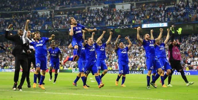 En el partido de ida, la 'Juve' venció al Madrid 2 -1 con goles de Morata y Tévez (Foto: kasjauns.lv).