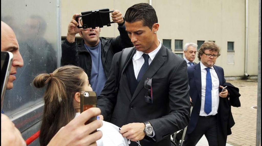 Desde 1987  Real Madrid no le gana en fases eliminatorias a un equipo italiano.