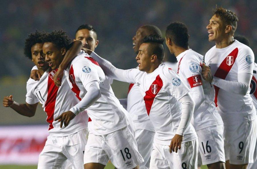 Alma, Corazón y vida, Perú obtiene medalla de bronce en la Copa América 2015. (Foto: Selección peruana de fútbol)