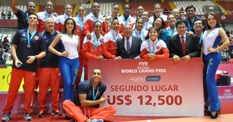 Perú quedó segundo del Grupo P del World Gran Prix 2015 y se prepara para el Final Four en Australia (Foto:  Federación Peruana de Vóleibo)