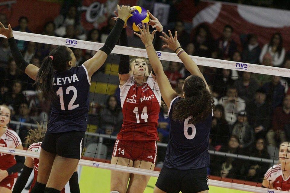Perú pierde 3-0 ante Polonia y queda fuera del Mundial de Vóley Femenino Sub 18 (Foto: Federación Internacional de Vóley).