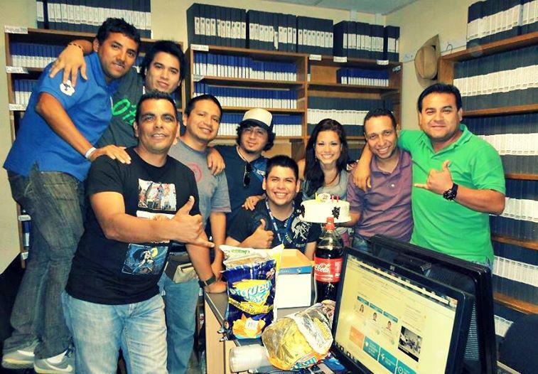 En el 2013 integró el staff del programa 'Futbol en América'.