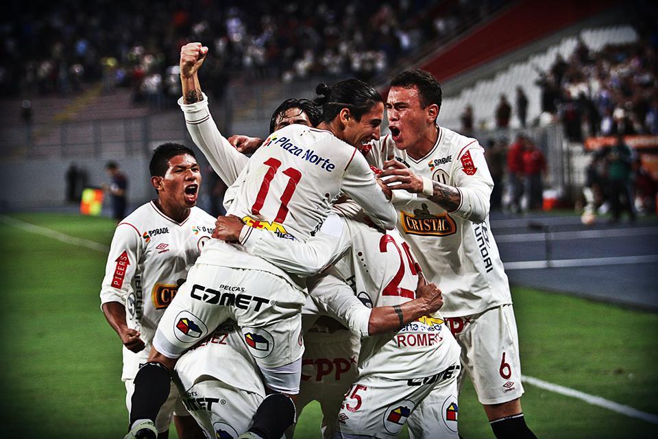 Universitario inició la Copa Sudamericana venciendo 3-1 a Deportivo Anzoátegui de Venezuela. (Foto: Universitario de Deportes)