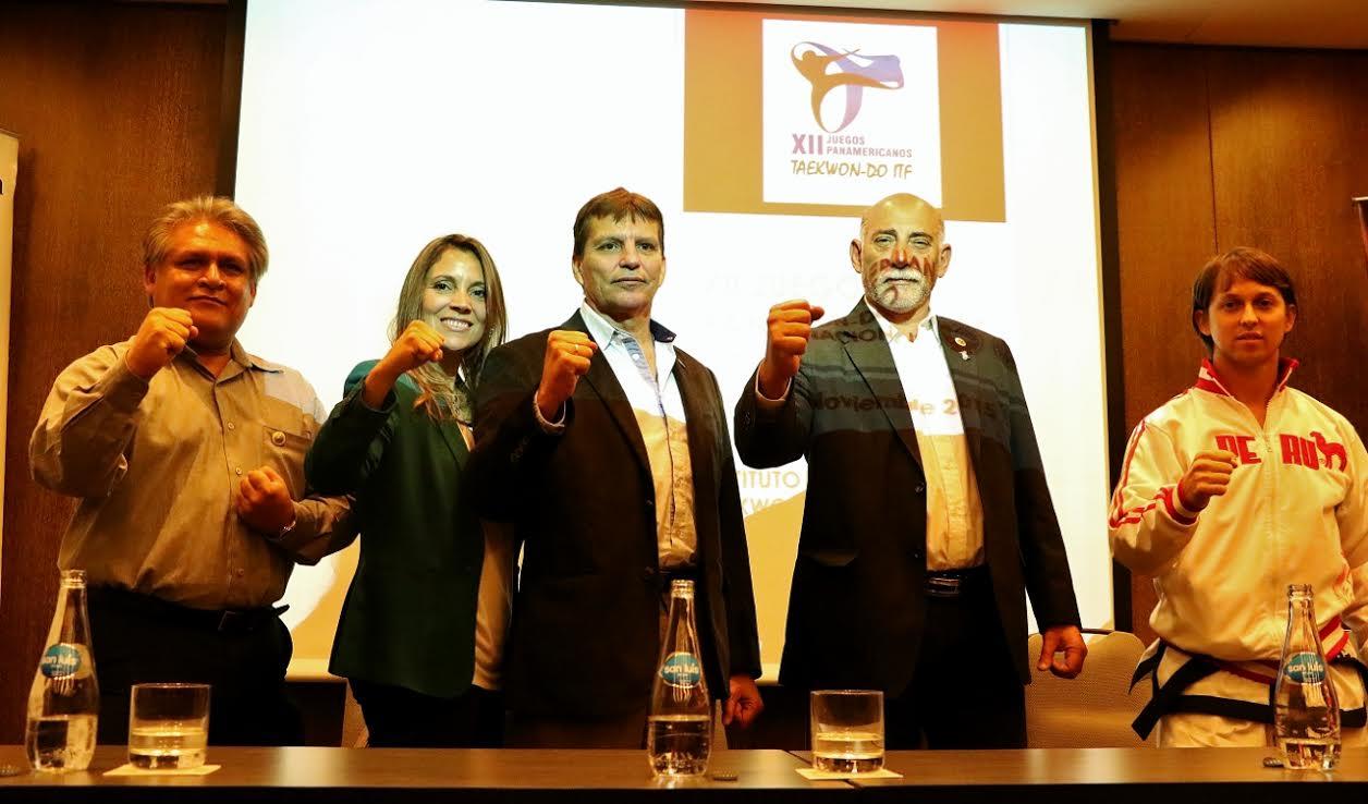 Con la organización de los Juegos Panamericanos de Taekwon-Do, Perú espera ser sede mundial (Foto: elpoliperu).