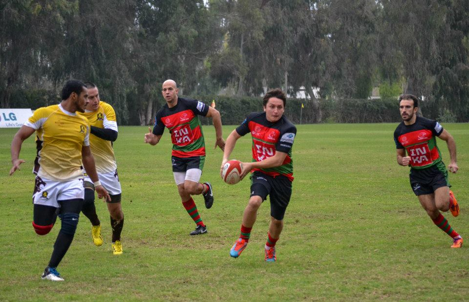 rugby metropolitano