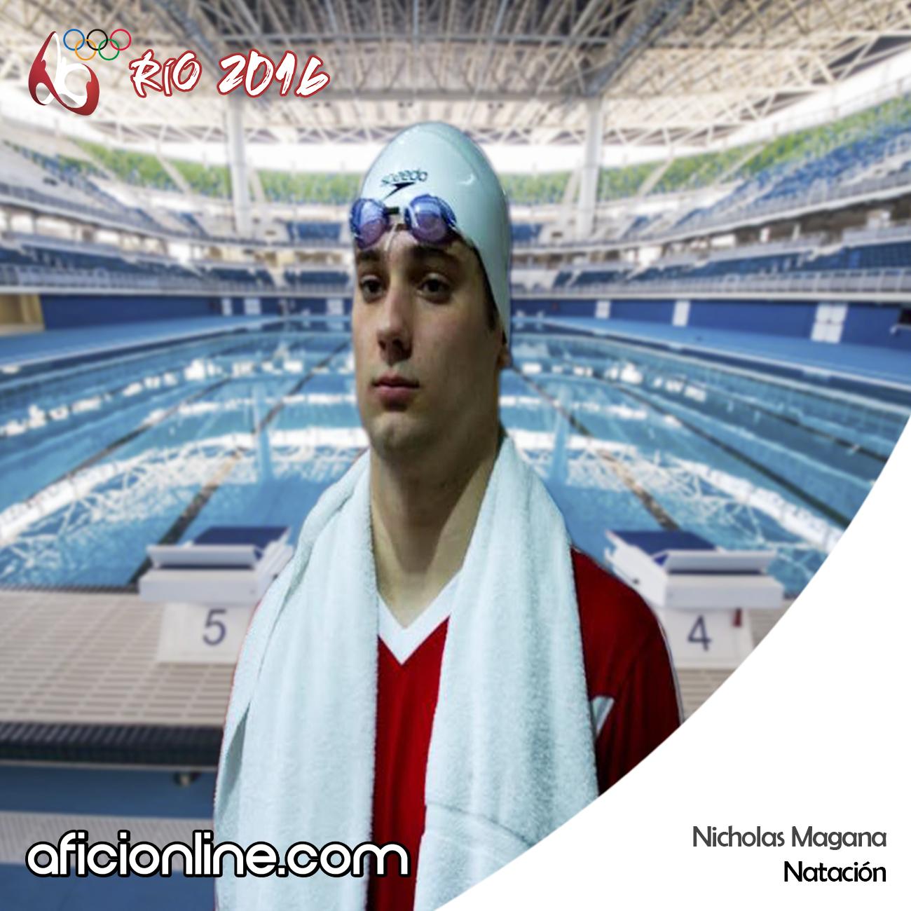 Nicholas Magana Rio 2016