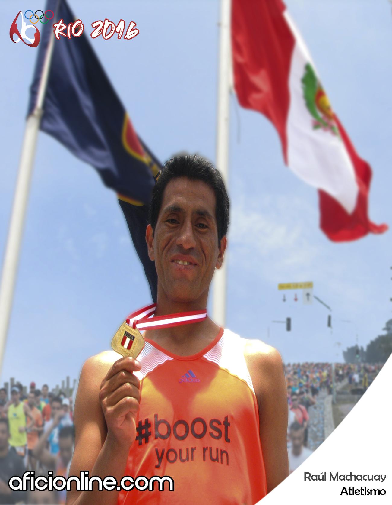 Raul Machacuay Rio 2016 2