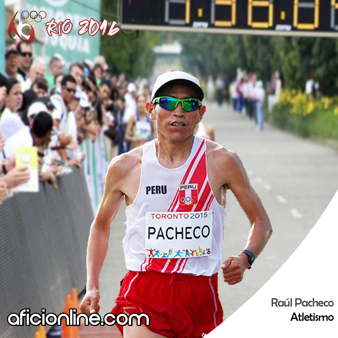 Raul Pacheco Rio 2